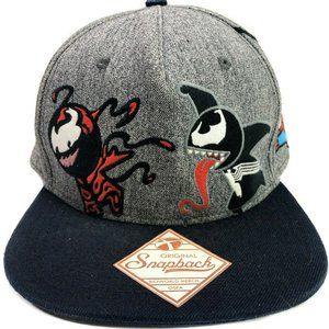 Venom The Amazing Spider-Man Hat One Size Fits Mos